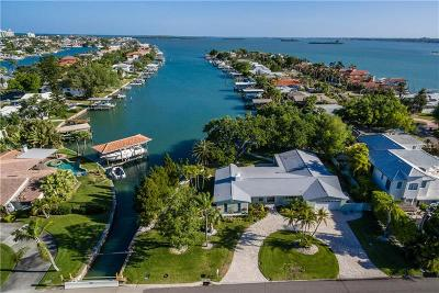 Clearwater Beach Single Family Home For Sale: 514 Windward Passage