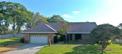 Dunedin Single Family Home For Sale: 2657 Crystal Circle