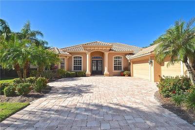 Sarasota Single Family Home For Sale: 3848 Royal Hammock Boulevard