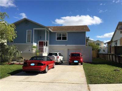 Palm Harbor Single Family Home For Sale: 421 Manor Boulevard