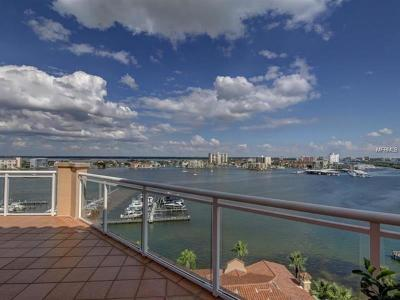 Clearwater Condo For Sale: 501 Mandalay Avenue #1009