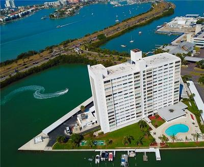 Clearwater Beach Condo For Sale: 31 Island Way #202