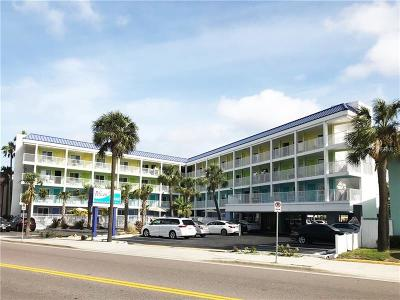 Clearwater Beach Condo For Sale: 445 S Gulfview Boulevard #229