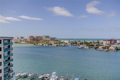 Clearwater Beach Condo For Sale: 690 Island Way #1101