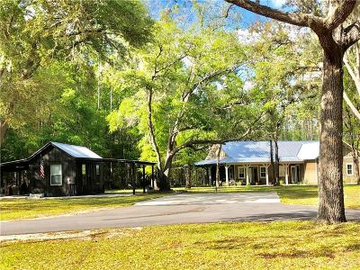 Levy County Single Family Home For Sale: 8451 67th Place