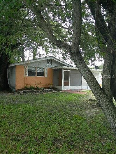 Pinellas Park Single Family Home For Sale: 3960 76th Avenue N