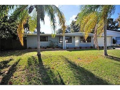 Belleair, Belleair Bluffs Single Family Home For Sale: 2286 Duncan Drive