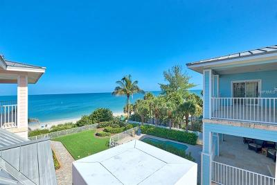 Indian Rocks Beach Single Family Home For Sale: 2718 Gulf Boulevard #5