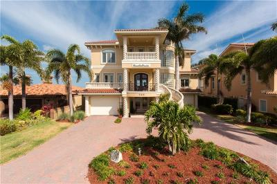 Treasure Island FL Single Family Home For Sale: $2,095,000