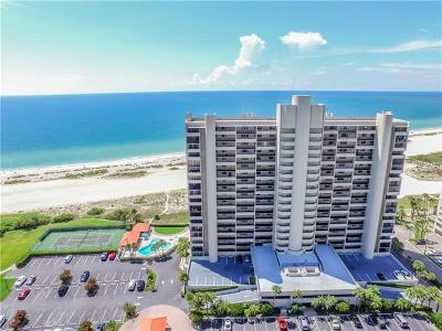 Pinellas County Rental For Rent: 1290 Gulf Boulevard #703