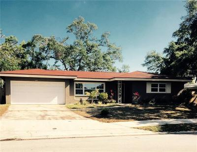 Belleair, Belleair Bluffs Single Family Home For Sale: 2051 Overbrook Avenue N