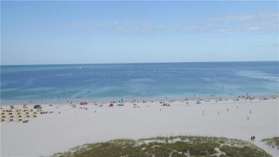 Clearwater Beach Condo For Sale: 15 Avalon Street #8H/802&