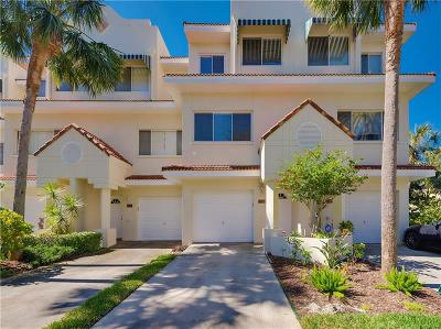 St Pete Beach Townhouse For Sale: 4656 Mirabella Court