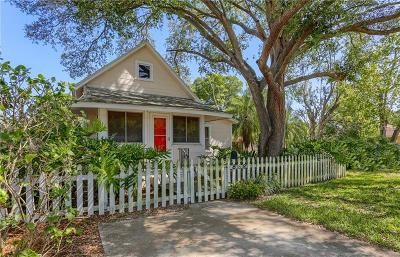 Hernando County, Hillsborough County, Pasco County, Pinellas County Single Family Home For Sale: 869 46th Avenue N
