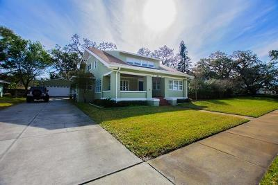 Clearwater Single Family Home For Sale: 1029 Charles Street