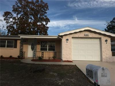 Single Family Home For Sale: 9400 Mark Twain Lane
