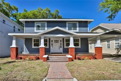 Single Family Home For Sale: 4313 W Santiago Street