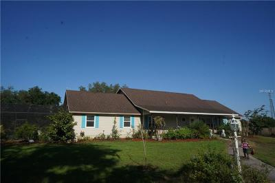 Parrish Single Family Home For Sale: 7015 Martha Road