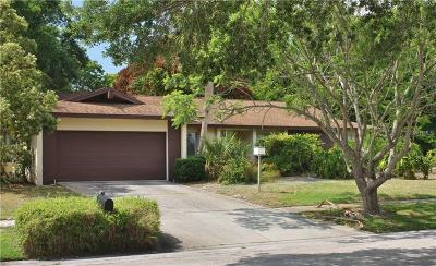 St Petersburg, Clearwater Single Family Home For Sale: 2918 Mill Stream Court