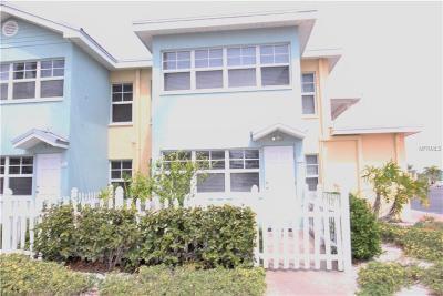 Indian Shores Condo For Sale: 19417 Gulf Boulevard #E 117