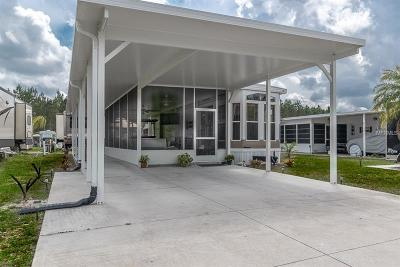 Lutz Mobile/Manufactured For Sale: 20500 Cot Road #842