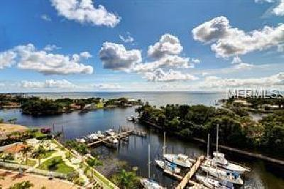 St Petersburg Condo For Sale: 1325 Snell Isle Boulevard NE #412