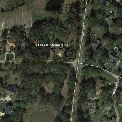 Windermere Residential Lots & Land For Sale: 11303 Windermere Road