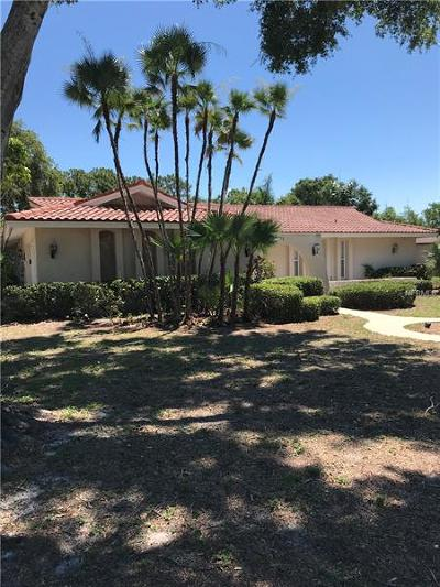 Palm Harbor Single Family Home For Sale: 131 Carlyle Drive