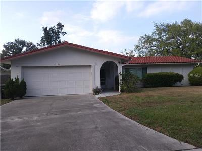 Clearwater Single Family Home For Sale: 3142 Thomas Road
