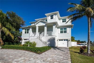 St Pete Beach Single Family Home For Sale: 313 Hermosita Drive