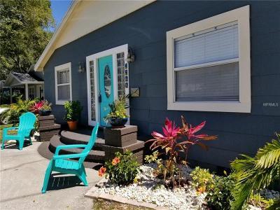 St Petersburg Single Family Home For Sale: 1820 Montana Avenue NE