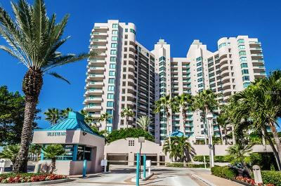 Clearwater Beach Condo For Sale: 1560 Gulf Boulevard #1404