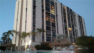 Clearwater Beach Condo For Sale: 255 Dolphin Point #703