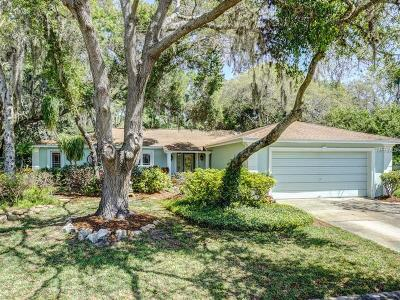Palm Harbor Single Family Home For Sale: 4014 Sandpiper Court