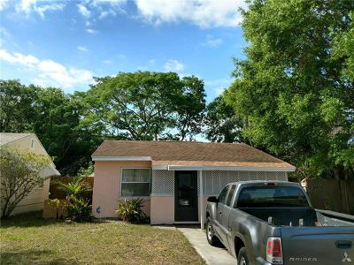 Gulfport FL Single Family Home For Sale: $178,900