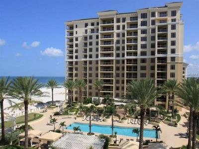 Clearwater Beach Condo For Sale: 11 Baymont Street #1109