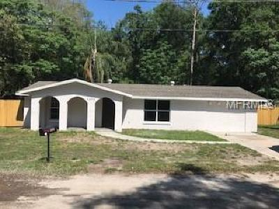 Zephyrhills Single Family Home For Sale: 6050 Hazelwood Drive