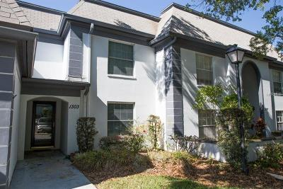 Townhouse For Sale: 1303 N McMullen Booth Road