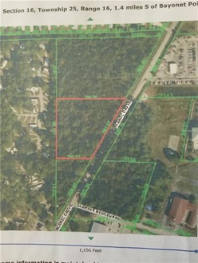 Port Richey Residential Lots & Land For Sale: Scenic