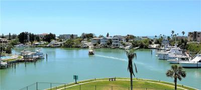 Treasure Island Condo For Sale: 1 Key Capri #402W