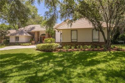 Palm Harbor Single Family Home For Sale: 3686 Woodridge Place