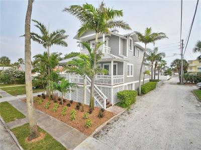 St Pete Beach FL Rental For Rent: $6,500
