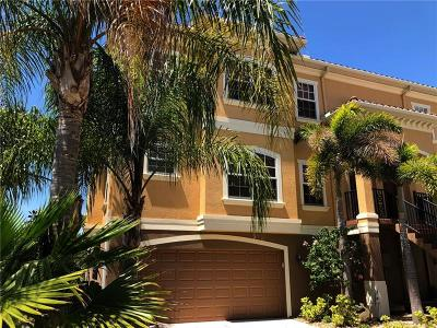 New Port Richey Townhouse For Sale: 6517 Channelside Drive