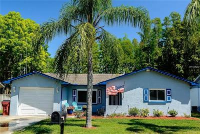 Palm Harbor Single Family Home For Sale: 11 Cypress Drive