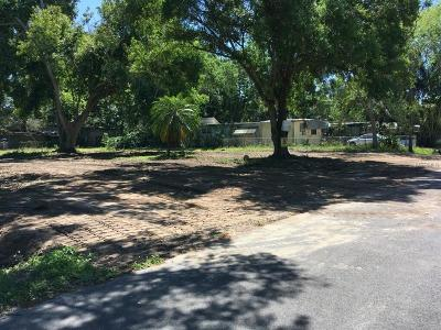 Sarasota Residential Lots & Land For Sale: 4853 Elizabeth Avenue