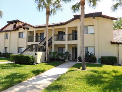 Palm Harbor Condo For Sale: 1801 E Lake Road #6E
