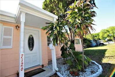 Hernando County, Hillsborough County, Pasco County, Pinellas County Single Family Home For Sale: 7126 10th Street N