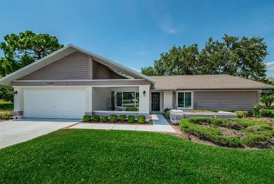 Tarpon Springs Single Family Home For Sale: 1304 Lily Court