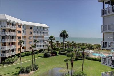 St Pete Beach Condo For Sale: 6600 Sunset Way #314