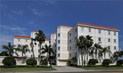 Clearwater, Clearwater Beach Condo For Sale: 1860 N Fort Harrison Avenue #401